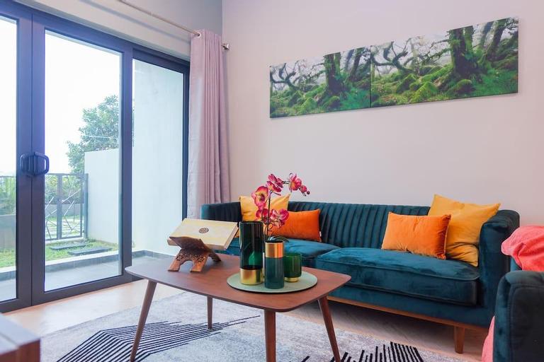 Luxe Designer Suite opposite Majestic Royal Mosque, Kuala Lumpur