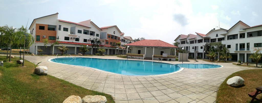 Pangkor Island Lot 10 Vacation Room, Manjung