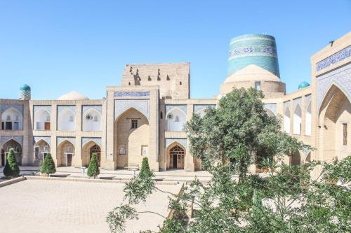 Orient Star Khiva Hotel- Madrasah Muhammad Aminkhan, Xiva