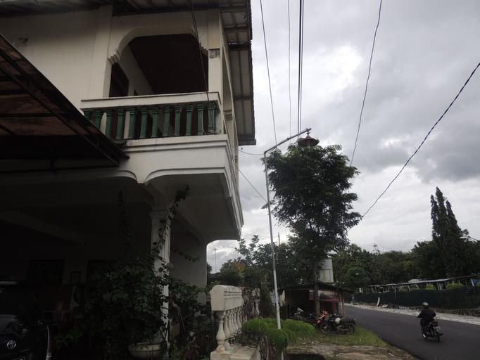 Hotel Lotus Borobudur, Magelang
