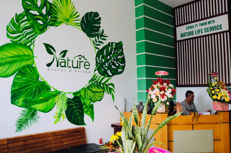 Nature Hostel & Drinks, Qui Nhơn