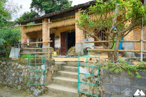 Nha Cua Xanh - Green Door Ban Gioc Homestay, Trùng Khánh