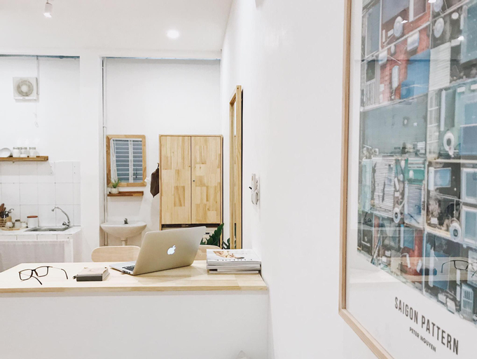 innalley no.4 - Bright & Airy townhouse in Dist 1, Quận 1