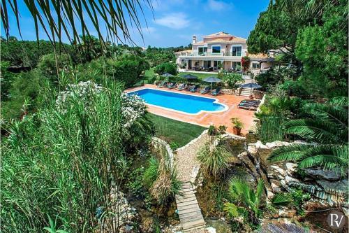 Quinta do Lago Villa Sleeps 10 Pool Air Con, Loulé