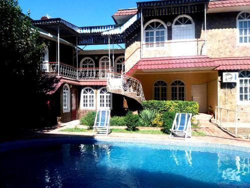 Tashkent City Villa, Qibray
