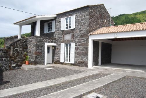 Casa do Terreiro, Lajes do Pico