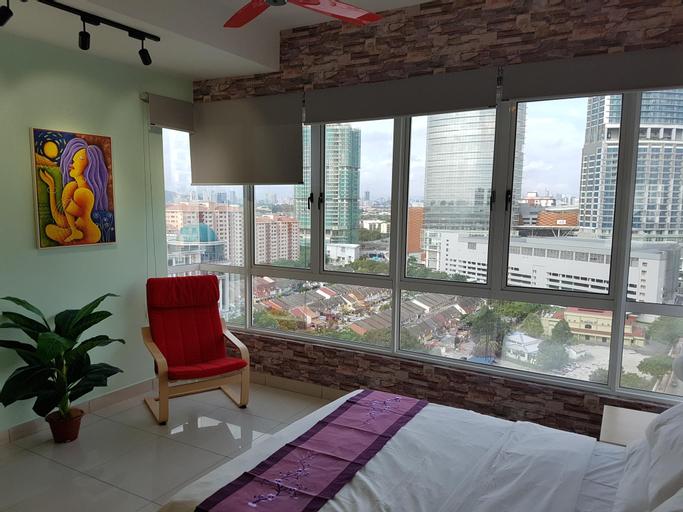 The Garden Apartment at Zenith, Kuala Lumpur