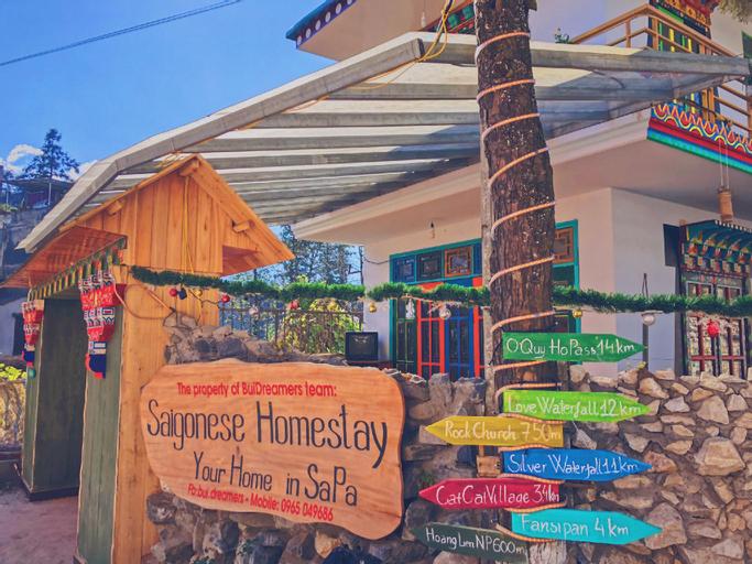 SAIGONESE HOMESTAY (Pet-friendly), Sa Pa