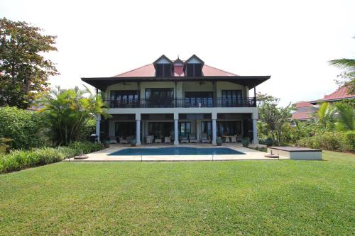 Villa de maitre Seychelles,