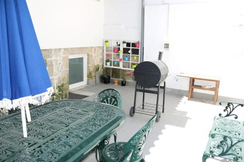 House with 2 bedrooms in Lamego with furnished terrace and WiFi, Lamego