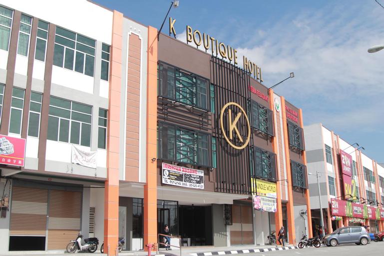 K Boutique Hotel, Hilir Perak