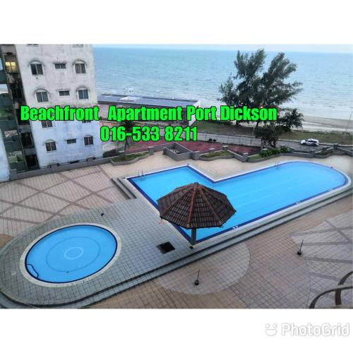 JC Sunshine Bay Resort Apartment Port Dickson, Port Dickson