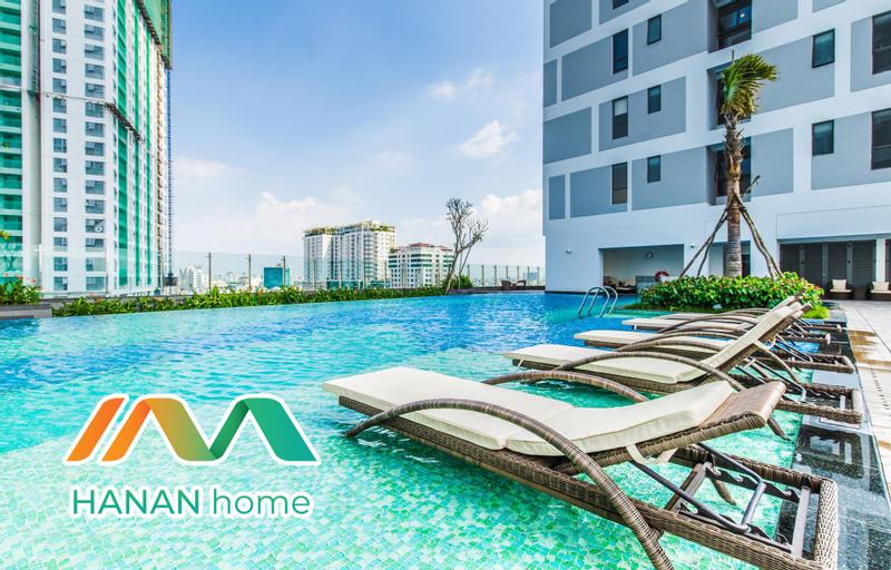 HANAN home near Ben Thanh Dist 1* Free Pool & GYM, Quận 4