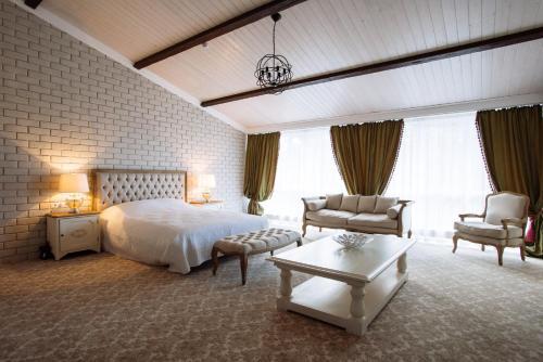 """Park Hotel """"Full House"""", Dobrovskiy rayon"""