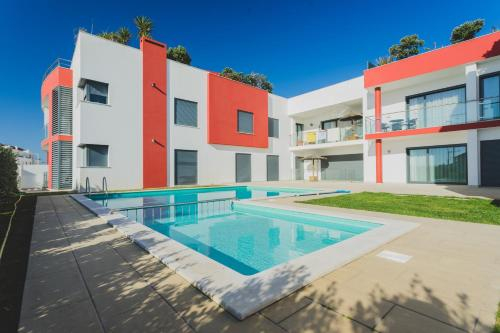 Best Houses 03 - Deluxe Two Bedrooms and Pool - Design Apartment, Peniche