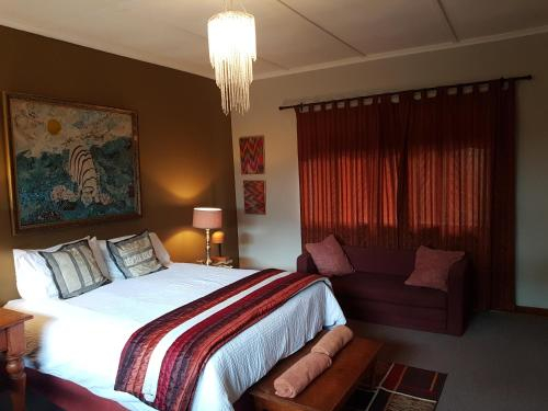 Burnham Road Suite Guest House, Bulawayo