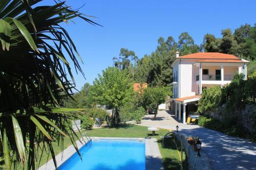 Quinta do Bacelo, Casa completa, 4 quartos e piscina, Braga