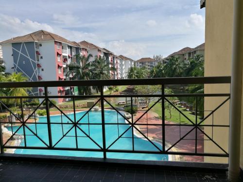 Pool View Pd Perdana Resort, Port Dickson