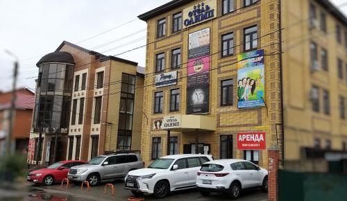 Olimp Hotel, Elista