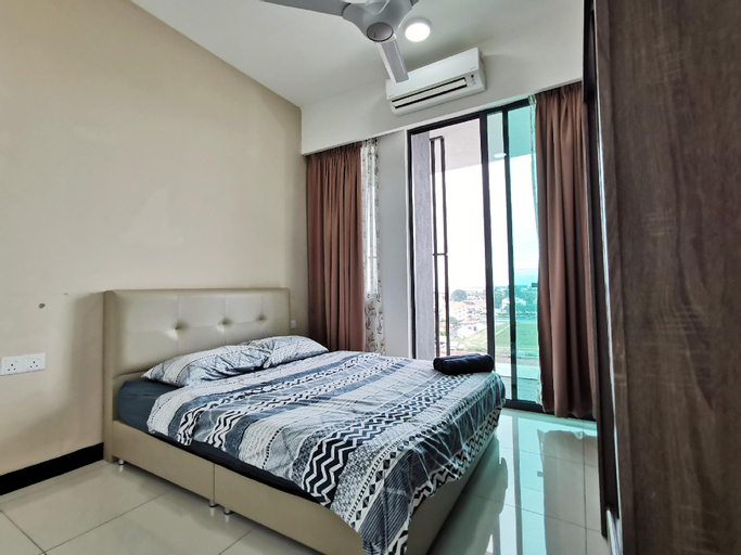 PD D'Wharf Waterfront Cosy Unit (2/3pax), Port Dickson