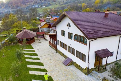 Casa Toader, Gura Teghii