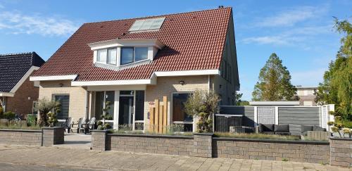 Luxe kingsize appartement in Volendam, Edam-Volendam