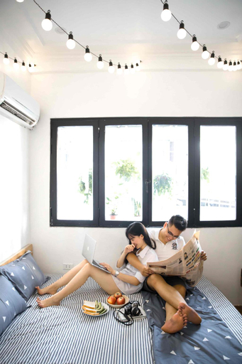 HB - Entire House - Liiight homestay, Hoàn Kiếm