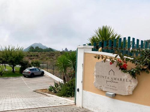 Quinta Amarela, Nazaré