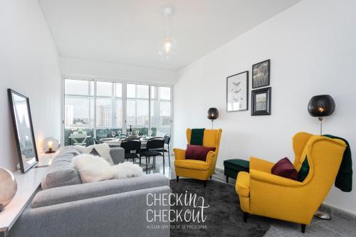 CheckinCheckout - City View Apartment, Lisboa