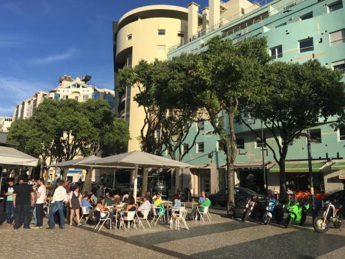 8-bit-building, Lisboa