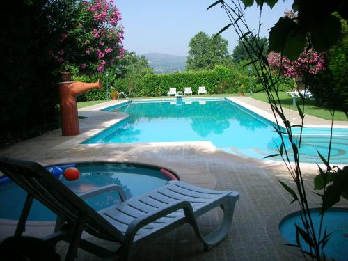 House with 2 bedrooms in Pedraca with wonderful mountain view shared pool enclosed garden 90 km from, Cabeceiras de Basto