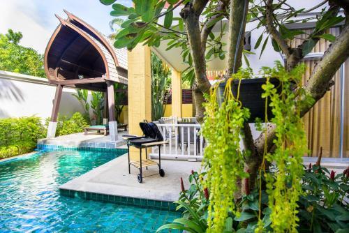 AnB Private Poolvilla 4BR close to Jomtien beach, Sattahip