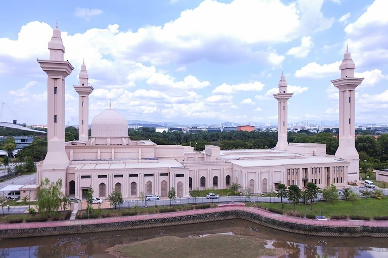Magnificent Majestic Royal Mosque View from Suite, Kuala Lumpur