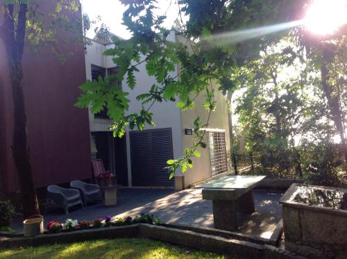 House with 2 bedrooms in Guilhabreu with enclosed garden and WiFi 6 km from the beach, Vila do Conde