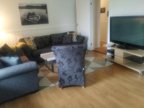 Solbakken 27 Apartment, Lyngen