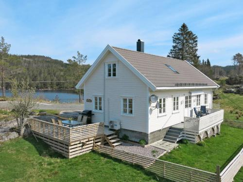 Holiday Home Der ute - SOW441, Lindesnes