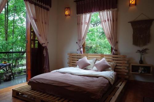 Sum Villa Homestay Mang Den, Kon Plông