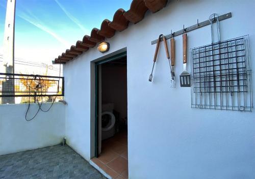 Casa Rustica T2 com Salamandra e Cozinha - Seia - Serra da Estrela - Casa do Loureiro II, Seia