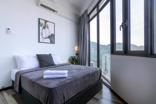 Arte Luxury Suite Apartment, Pulau Penang