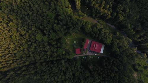 Osrodek lesny Rajsko w Zapuscie, Lubań