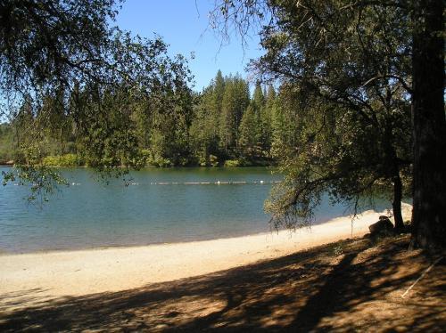 Lake of the Springs Camping Resort Yurt 3, Yuba