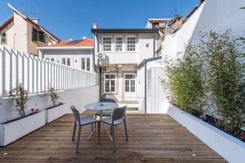 TPC - Backyard Palace Terrace, Porto