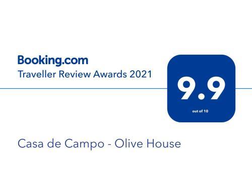 Casa de Campo - Olive House, Barcelos