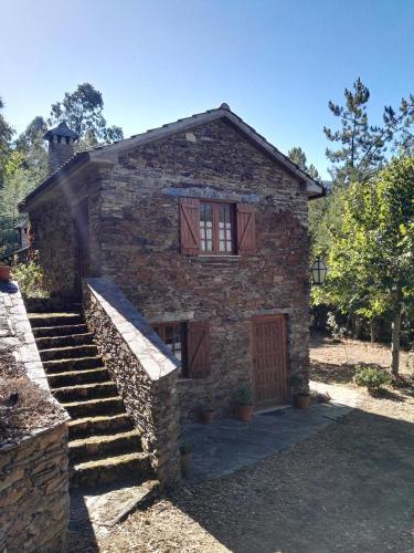 Casa da Lomba, Arganil