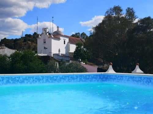 Villas de Alcoutim Triplex casa de Ferias c/ PISCINA 6PAX+2, Alcoutim
