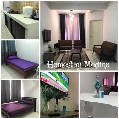 Medina Homestay, Wakaf Che Yeh, Kota Bharu