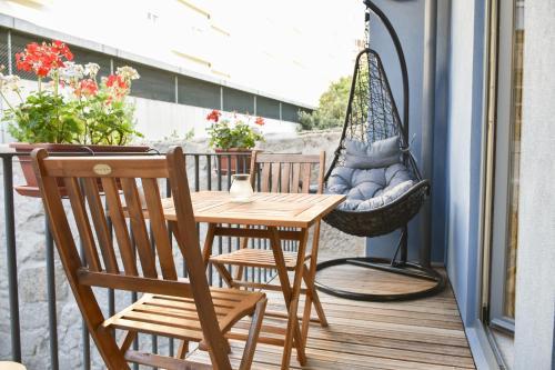 Peaceful & Cozy Studio w/ Balcony, Porto