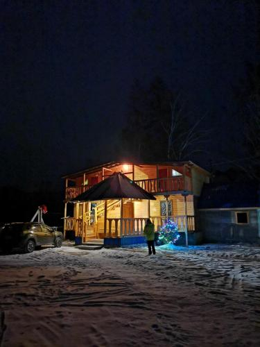 Altayskie Dachi, Ongudayskiy rayon