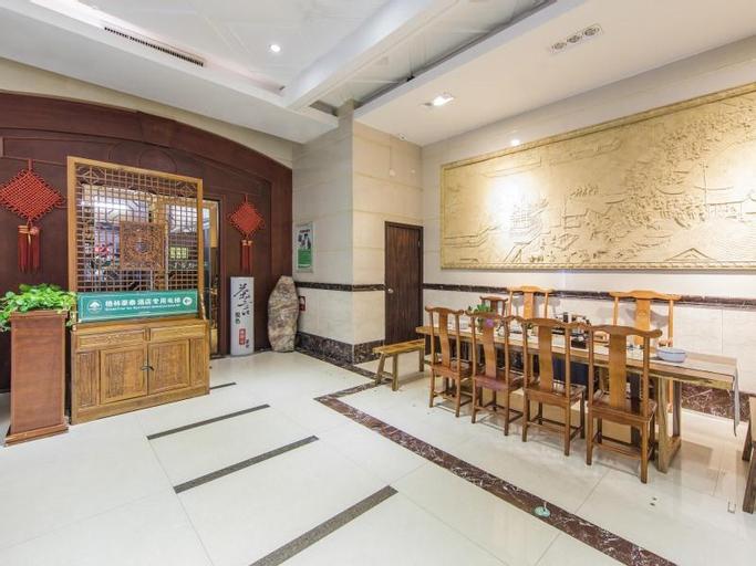 GreenTree Inn Fujian Fuzhou Wuyi Square Business Hotel, Fuzhou