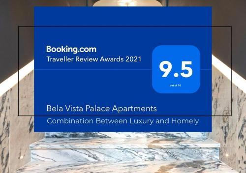 Bela Vista Palace Apartments, Cascais